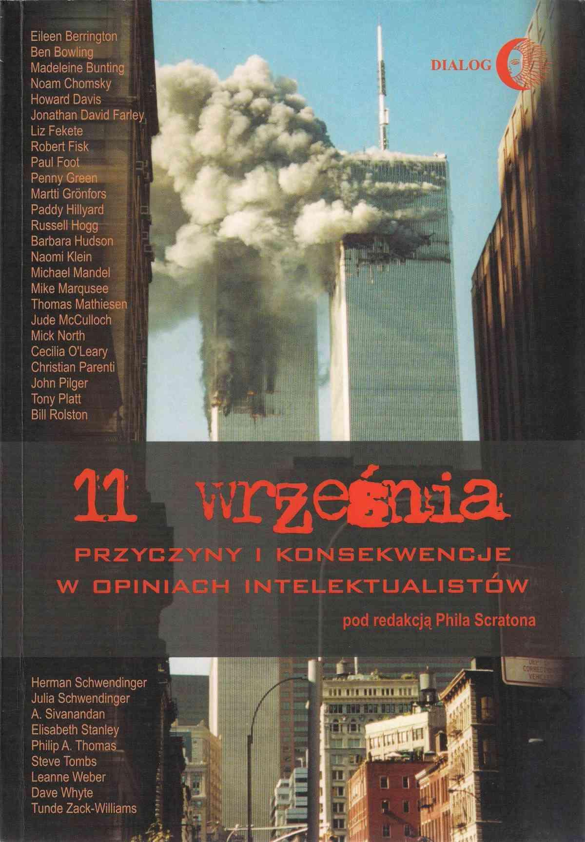 11 września. Przyczyny i konsekwencje w opiniach intelektualistów - Ebook (Książka EPUB) do pobrania w formacie EPUB