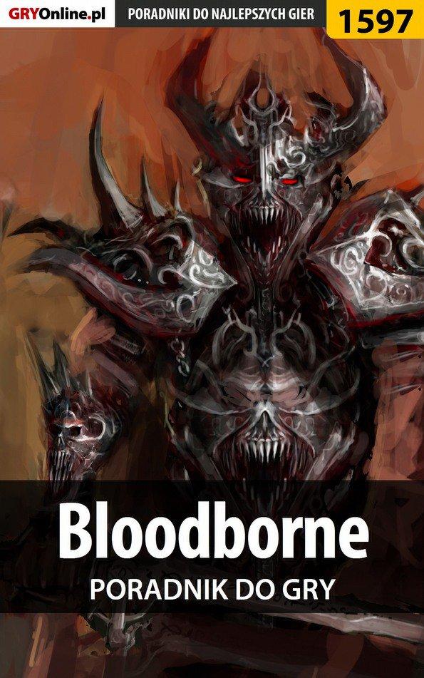 Bloodborne - poradnik do gry - Ebook (Książka EPUB) do pobrania w formacie EPUB