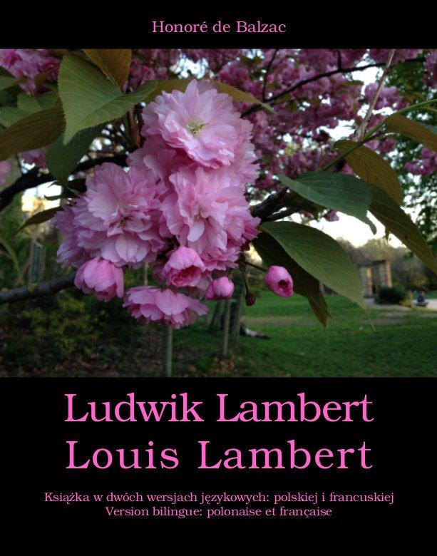 Ludwik Lambert. Louis Lambert - Ebook (Książka EPUB) do pobrania w formacie EPUB