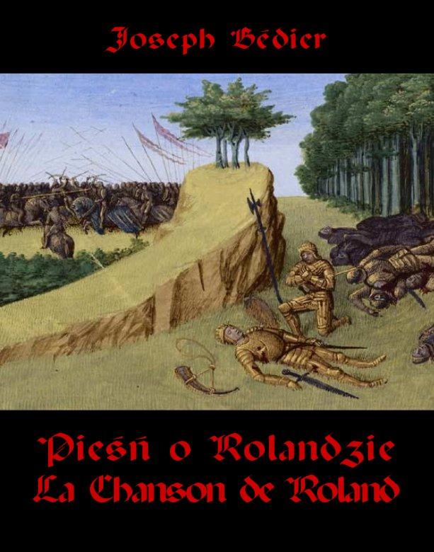 Pieśń o Rolandzie. La Chanson de Roland - Ebook (Książka na Kindle) do pobrania w formacie MOBI