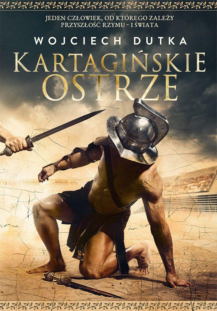 Kartagińskie ostrze - Ebook (Książka na Kindle) do pobrania w formacie MOBI