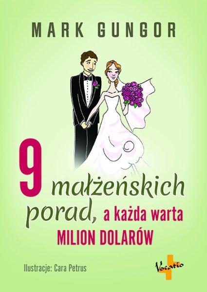 9 małżeńskich porad, a każda warta milion dolarów - Ebook (Książka na Kindle) do pobrania w formacie MOBI