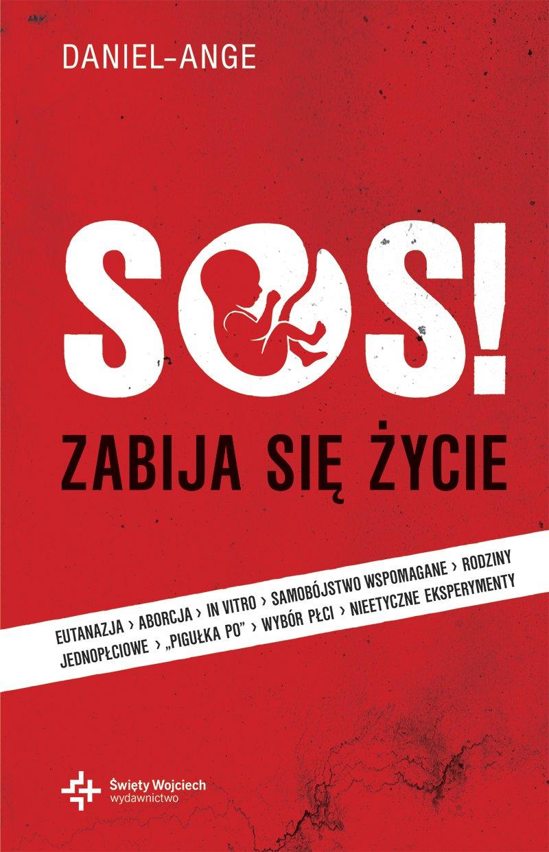 SOS! Zabija się życie... ale ŻYCIE zwycięży! - Ebook (Książka EPUB) do pobrania w formacie EPUB