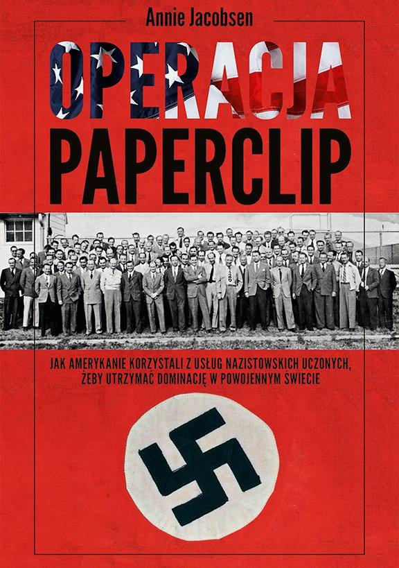 Operacja Paperclip - Ebook (Książka EPUB) do pobrania w formacie EPUB