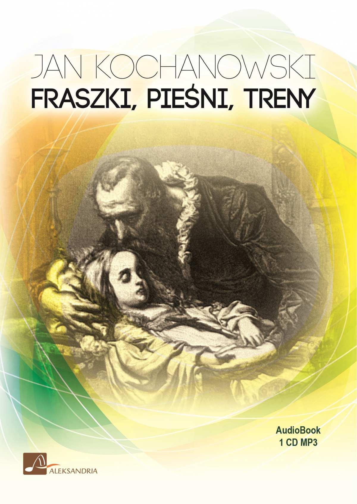 Fraszki, Pieśni, Treny - Audiobook (Książka audio MP3) do pobrania w całości w archiwum ZIP
