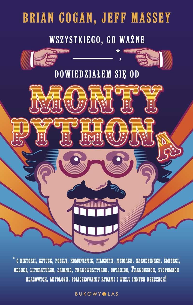 Wszystkiego, co ważne,* dowiedziałem się od Monty Pythona - Ebook (Książka EPUB) do pobrania w formacie EPUB