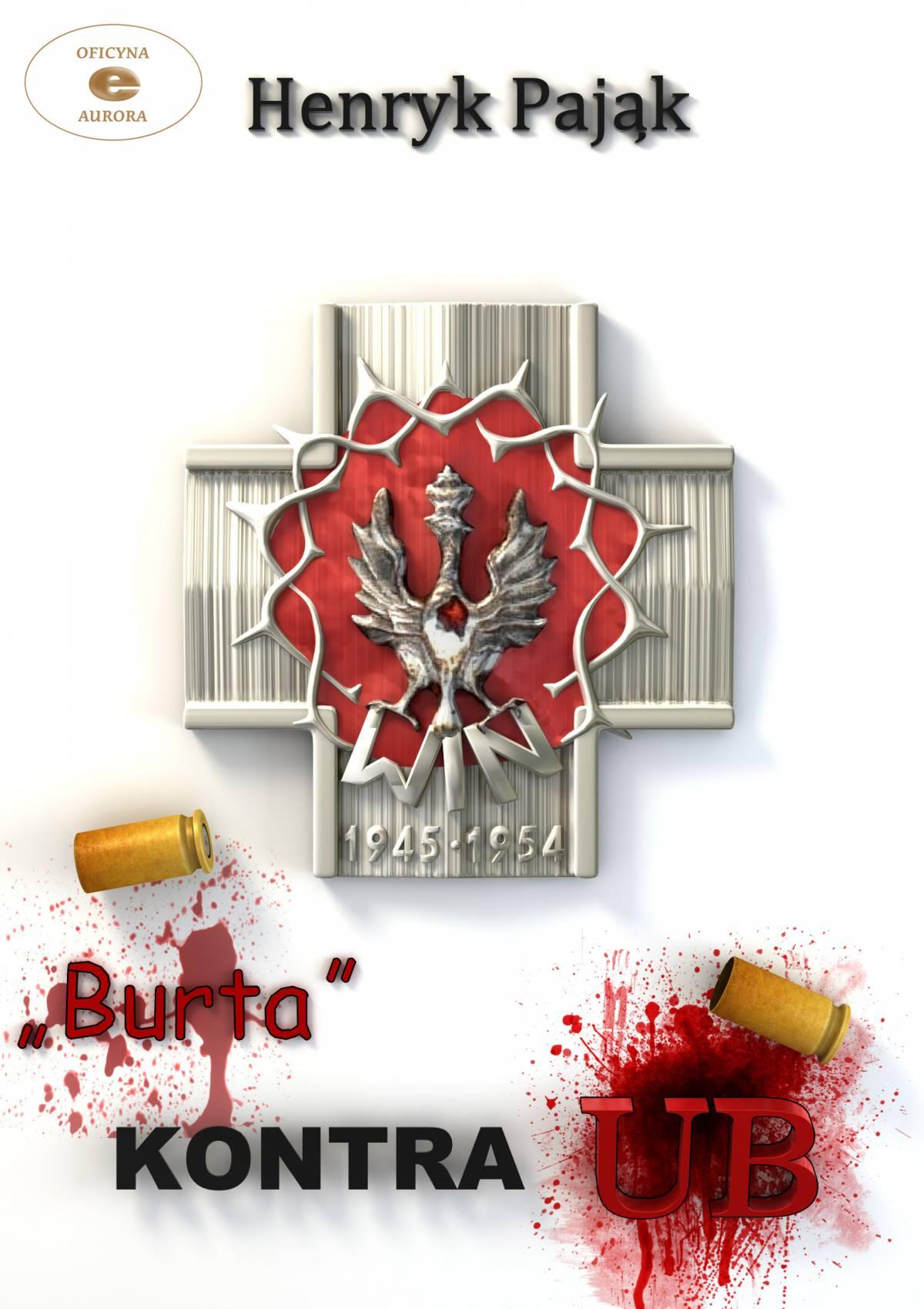 """""""Burta"""" kontra UB - Ebook (Książka EPUB) do pobrania w formacie EPUB"""