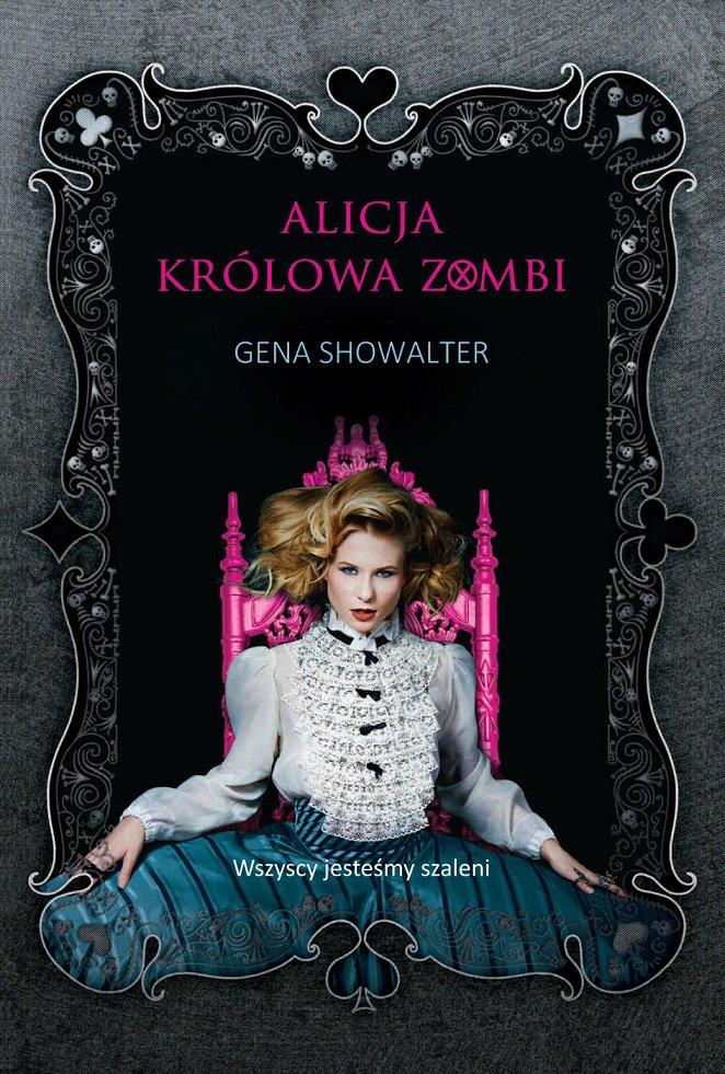 Alicja, królowa zombi - Ebook (Książka EPUB) do pobrania w formacie EPUB