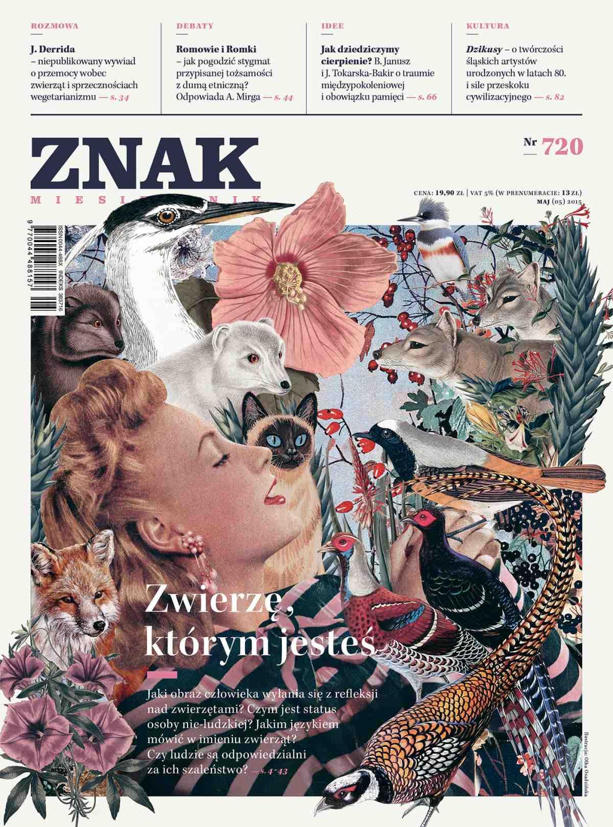 Miesięcznik Znak. Maj 2015 - Ebook (Książka EPUB) do pobrania w formacie EPUB