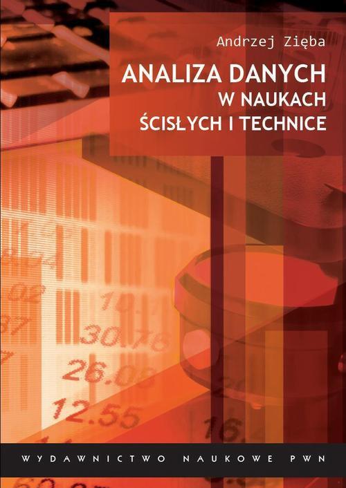 Analiza danych w naukach ścisłych i technice - Ebook (Książka EPUB) do pobrania w formacie EPUB