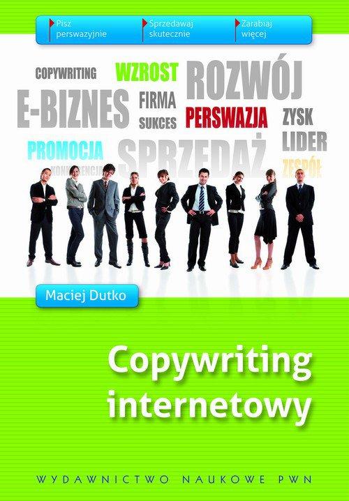 Copywriting internetowy - Ebook (Książka EPUB) do pobrania w formacie EPUB