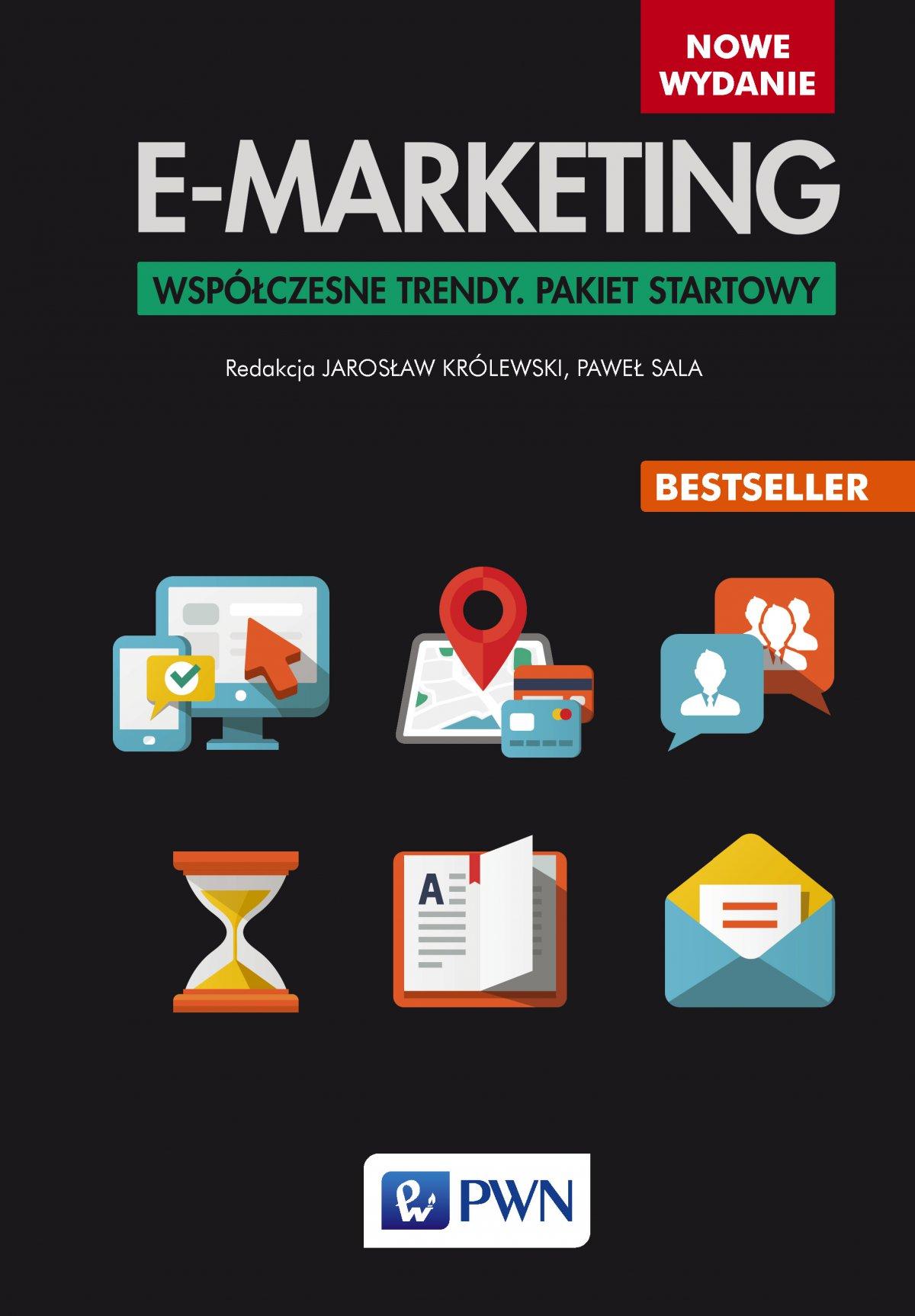 E-marketing. Współczesne trendy. Pakiet startowy - Ebook (Książka na Kindle) do pobrania w formacie MOBI