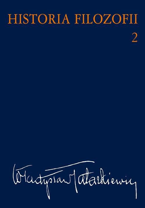 Historia filozofii. Tom 2 - Ebook (Książka na Kindle) do pobrania w formacie MOBI