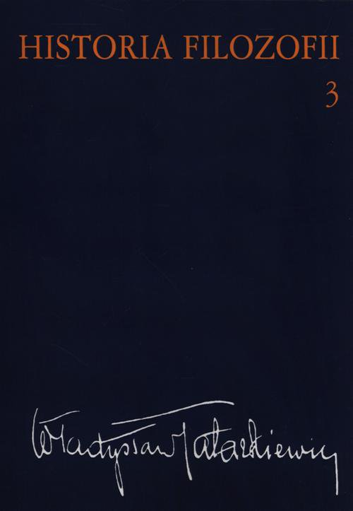 Historia filozofii. Tom 3 - Ebook (Książka na Kindle) do pobrania w formacie MOBI