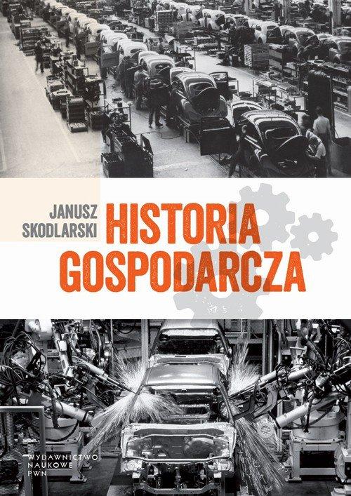Historia gospodarcza - Ebook (Książka EPUB) do pobrania w formacie EPUB