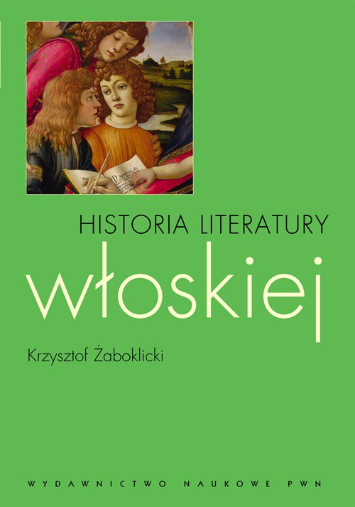 Historia literatury włoskiej - Ebook (Książka na Kindle) do pobrania w formacie MOBI