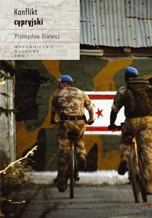 Konflikt cypryjski - Ebook (Książka na Kindle) do pobrania w formacie MOBI