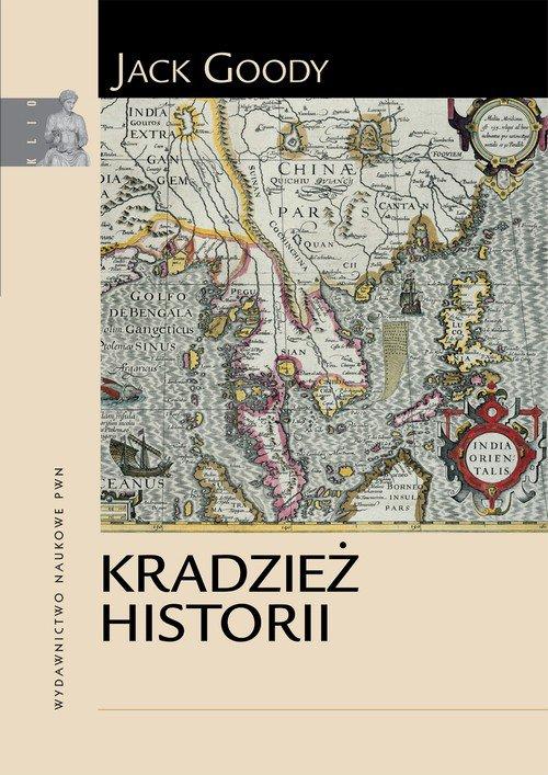 Kradzież historii - Ebook (Książka na Kindle) do pobrania w formacie MOBI
