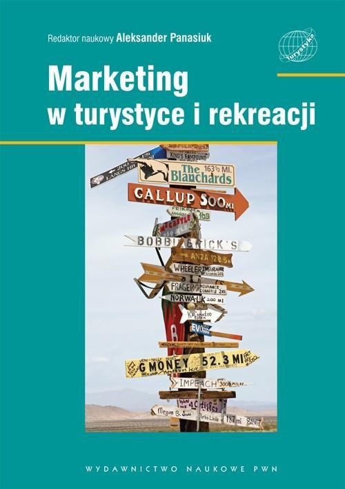 Marketing w turystyce i rekreacji - Ebook (Książka na Kindle) do pobrania w formacie MOBI