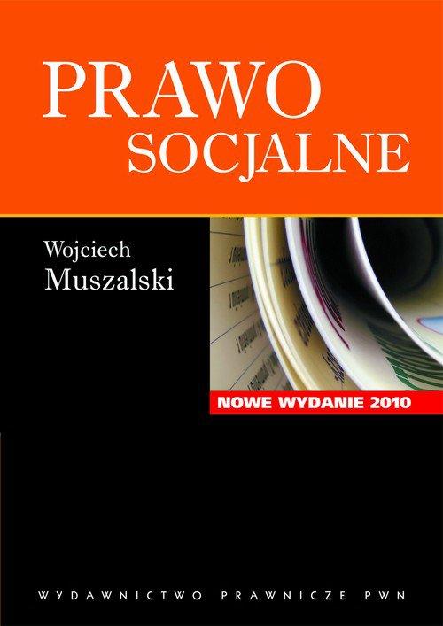 Prawo socjalne - Ebook (Książka EPUB) do pobrania w formacie EPUB