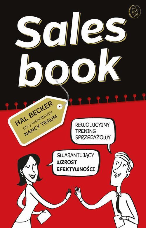 Salesbook. Rewolucyjny trening sprzedażowy gwarantujący wzrost efektywności - Ebook (Książka EPUB) do pobrania w formacie EPUB