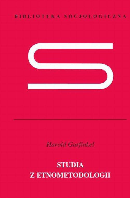 Studia z etnometodologii - Ebook (Książka EPUB) do pobrania w formacie EPUB