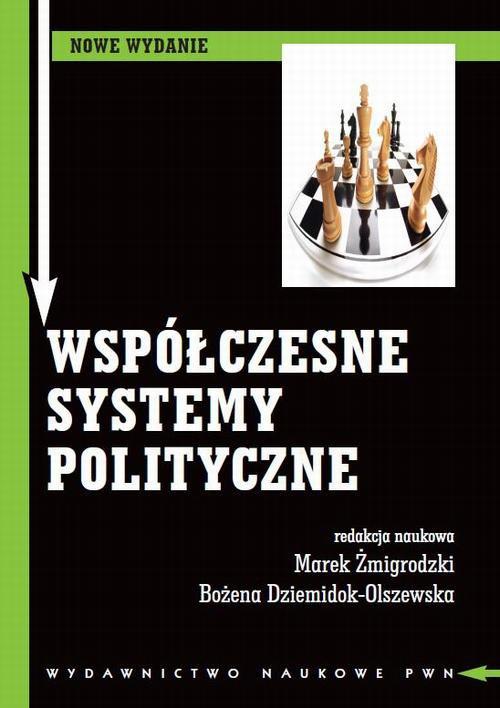 Współczesne systemy polityczne - Ebook (Książka EPUB) do pobrania w formacie EPUB