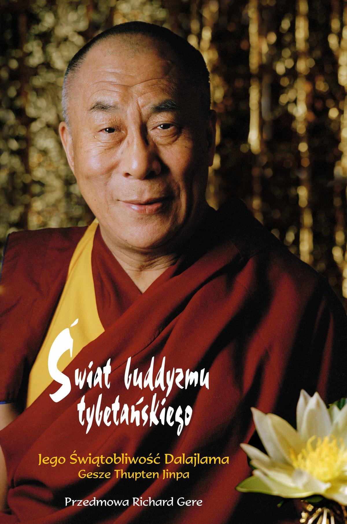 Świat buddyzmu tybetańskiego - Ebook (Książka EPUB) do pobrania w formacie EPUB