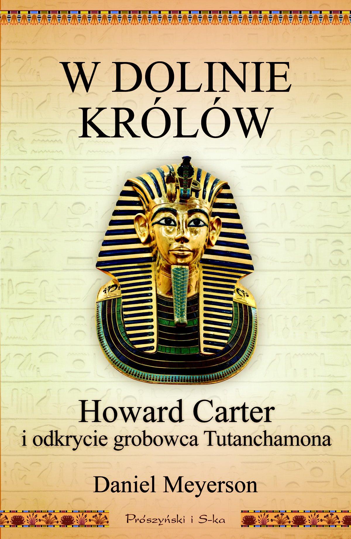 W Dolinie Królów - Ebook (Książka na Kindle) do pobrania w formacie MOBI