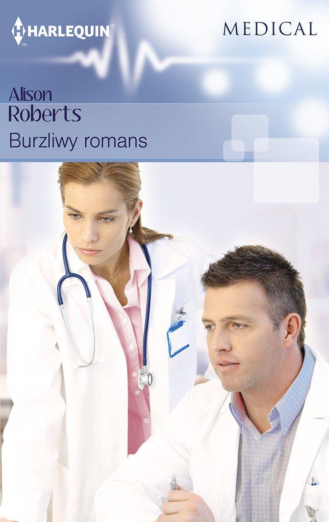 Burzliwy romans - Ebook (Książka EPUB) do pobrania w formacie EPUB