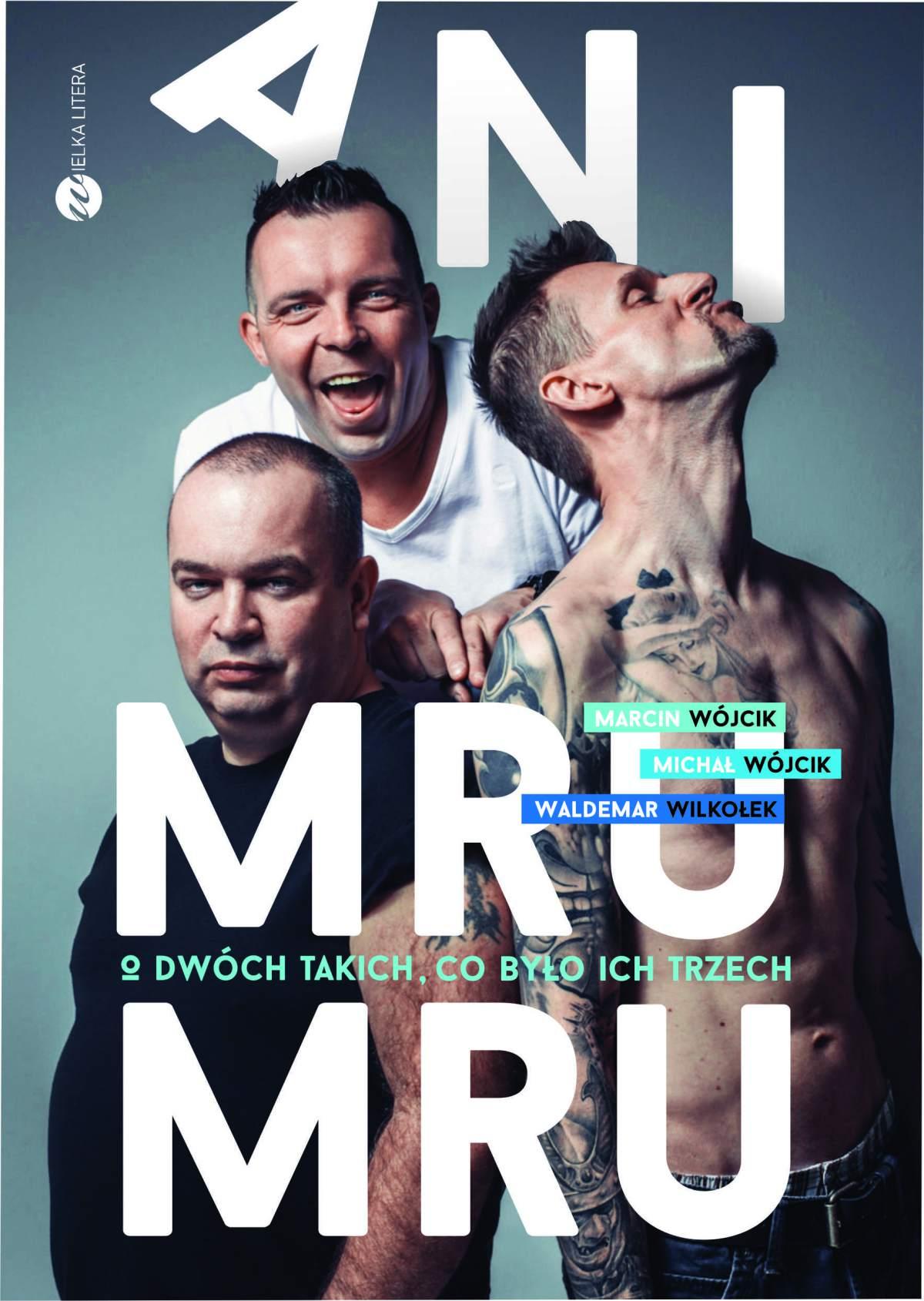 Ani Mru-Mru. O dwóch takich co było ich trzech - Ebook (Książka na Kindle) do pobrania w formacie MOBI