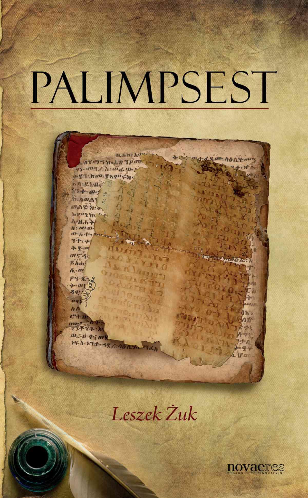 Palimpsest - Ebook (Książka EPUB) do pobrania w formacie EPUB