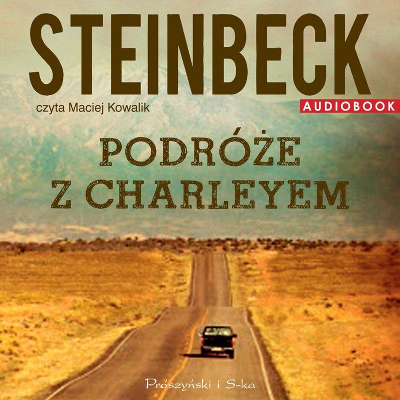 Podróże z Charleyem - Audiobook (Książka audio MP3) do pobrania w całości w archiwum ZIP