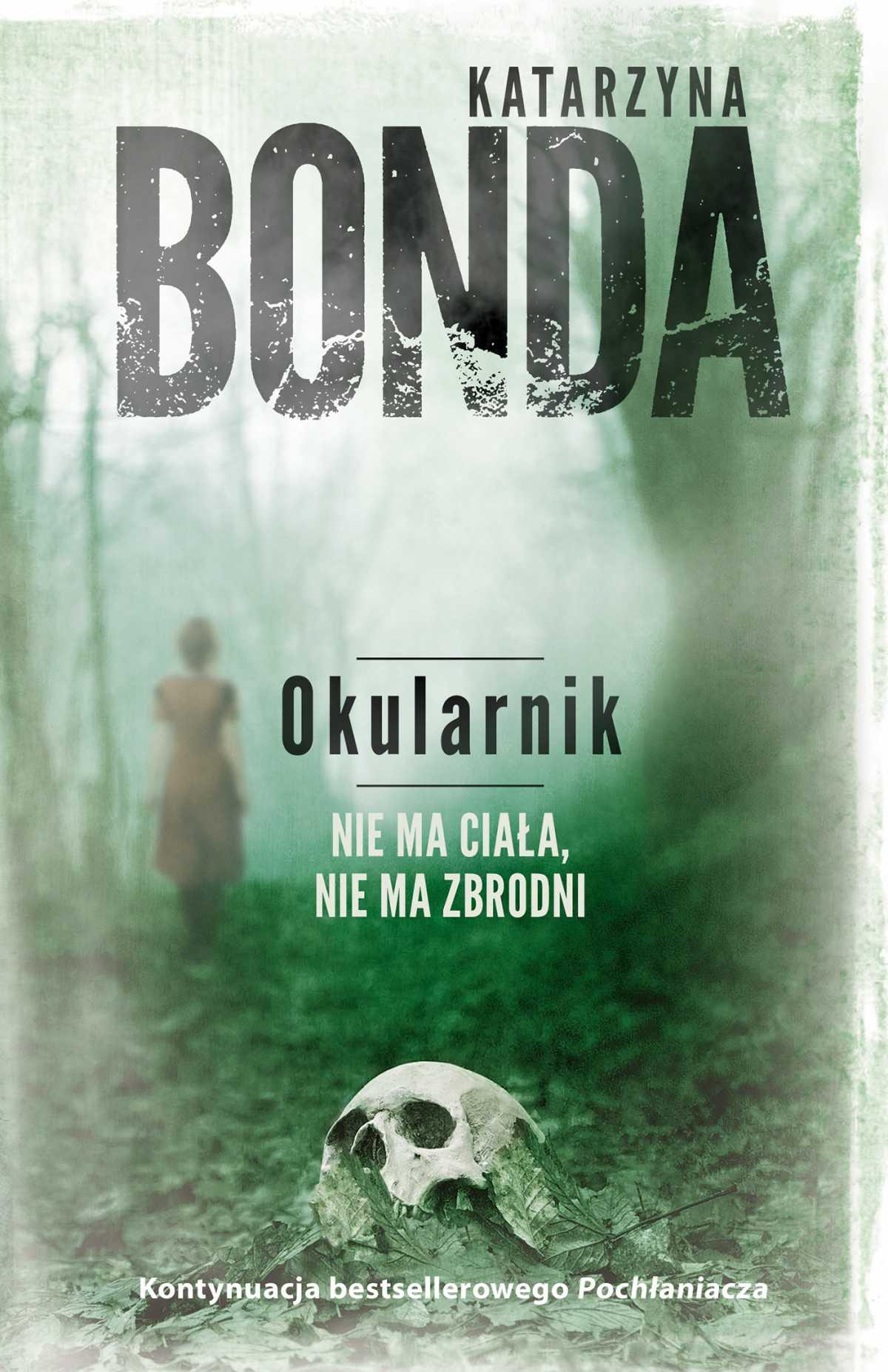 Okularnik - Ebook (Książka EPUB) do pobrania w formacie EPUB