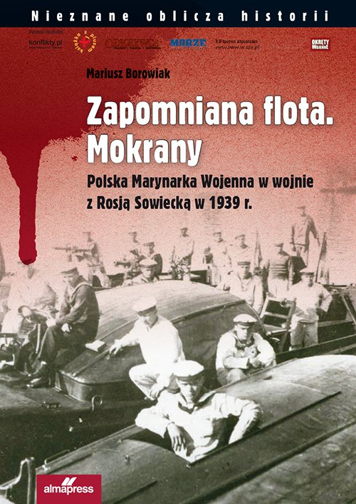 Zapomniana flota. Mokrany - Ebook (Książka PDF) do pobrania w formacie PDF