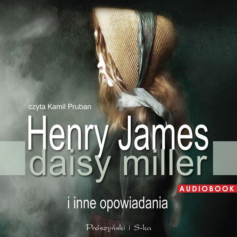 Daisy Miller i inne opowiadania - Audiobook (Książka audio MP3) do pobrania w całości w archiwum ZIP