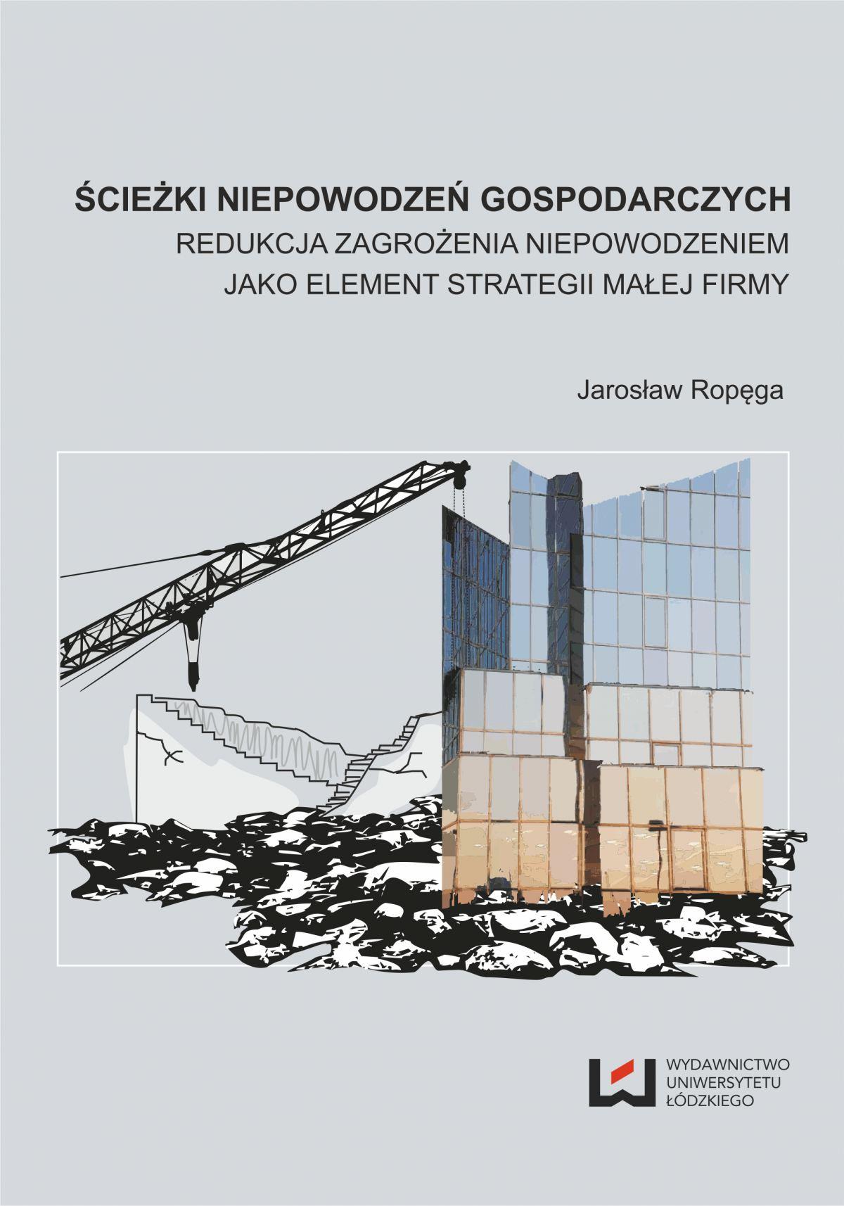 Ścieżki niepowodzeń gospodarczych. Redukcja zagrożenia niepowodzeniem jako element strategii małej firmy - Ebook (Książka PDF) do pobrania w formacie PDF