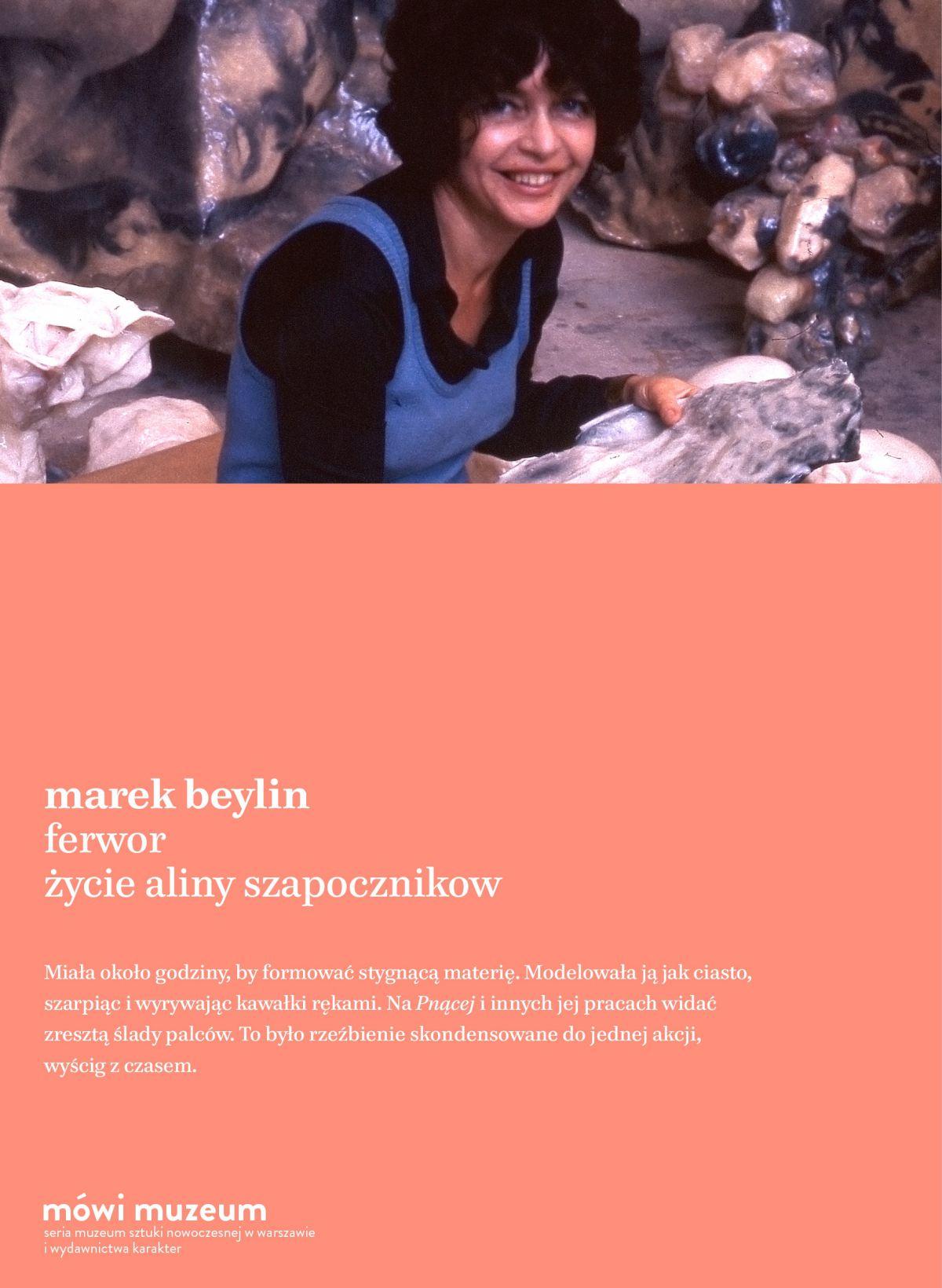 Ferwor. Życie Aliny Szapocznikow - Ebook (Książka na Kindle) do pobrania w formacie MOBI