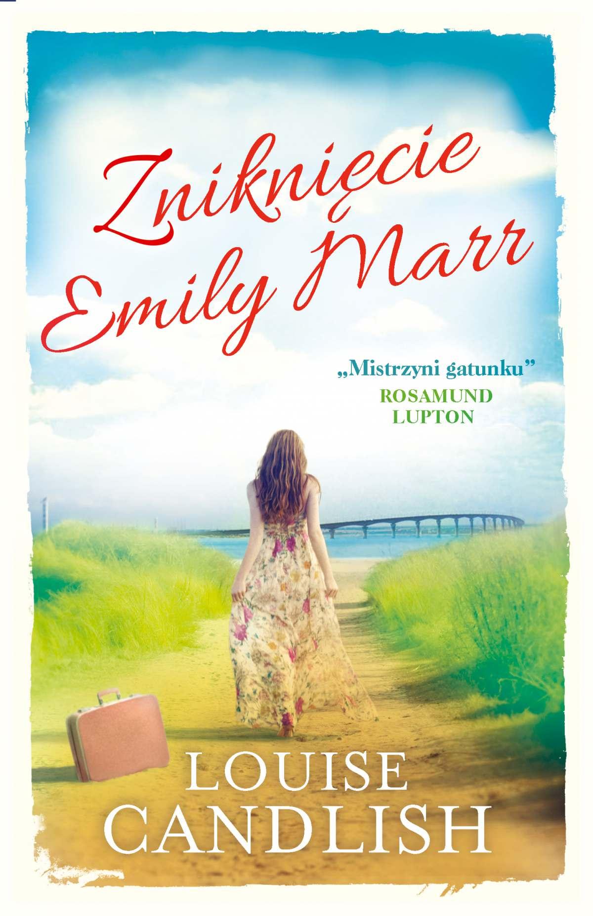 Zniknięcie Emily Marr - Ebook (Książka na Kindle) do pobrania w formacie MOBI