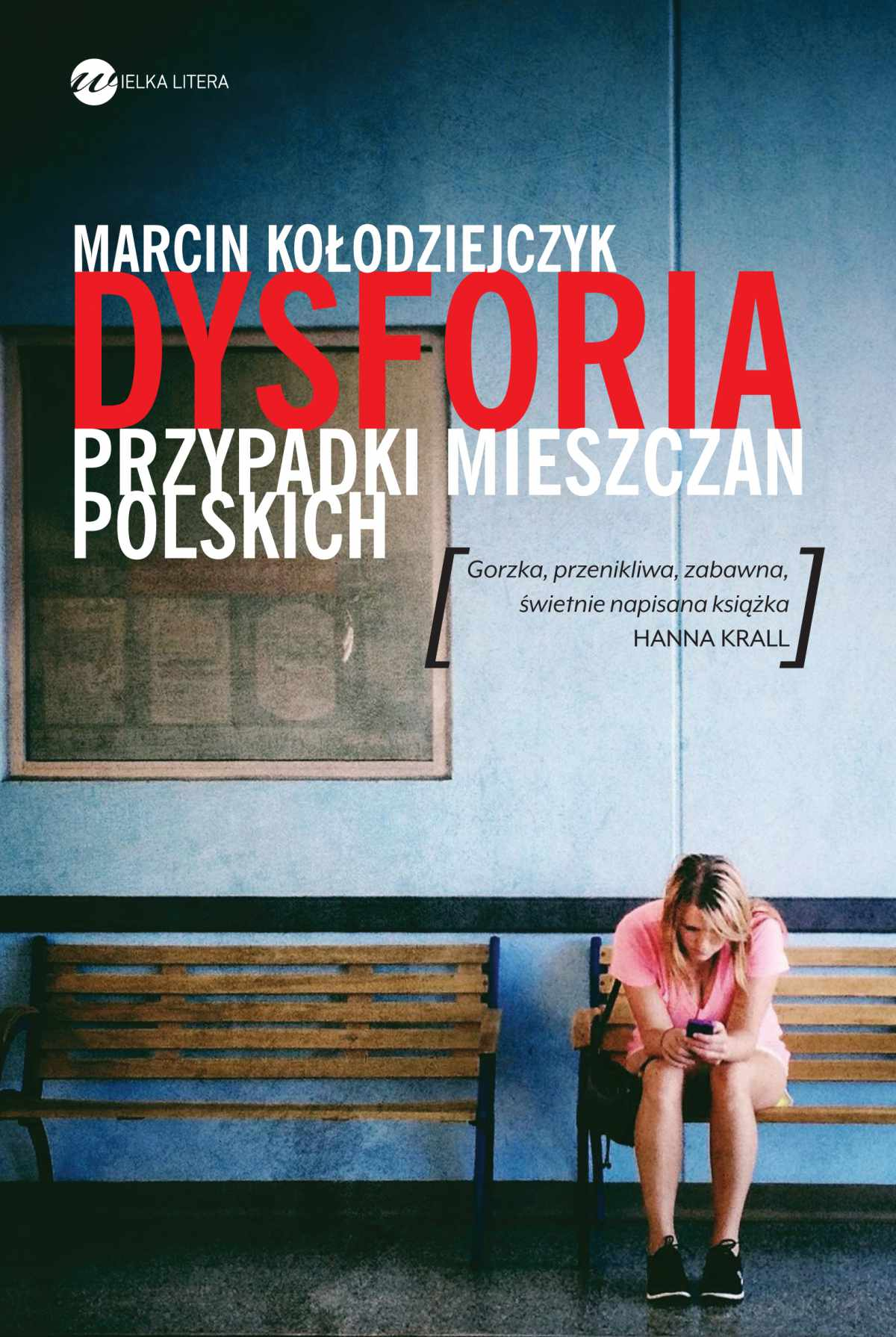 Dysforia - Ebook (Książka na Kindle) do pobrania w formacie MOBI