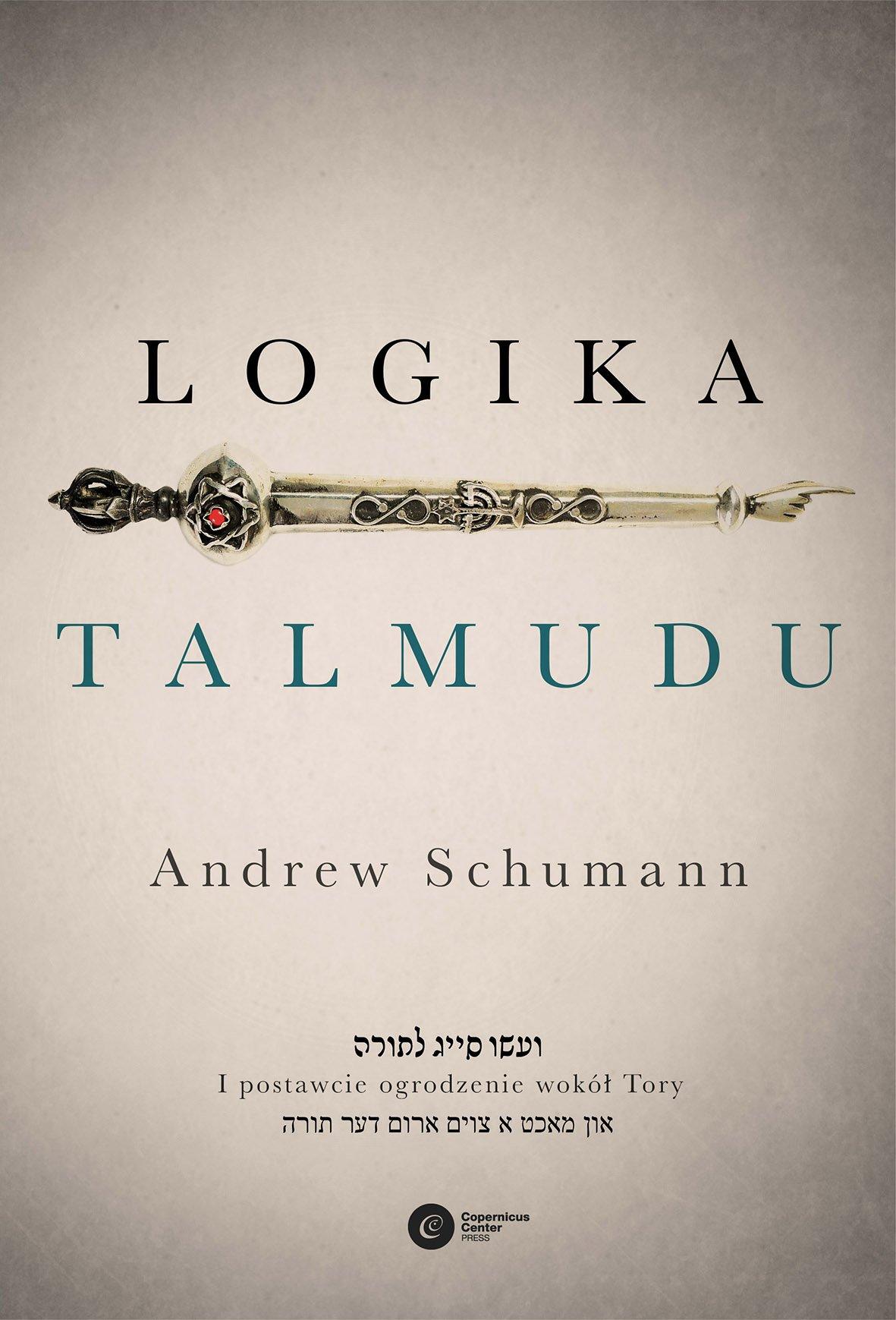 Logika Talmudu - Ebook (Książka EPUB) do pobrania w formacie EPUB
