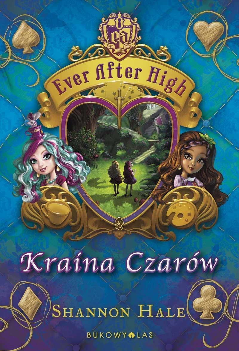 Ever After High. Kraina Czarów - Ebook (Książka na Kindle) do pobrania w formacie MOBI