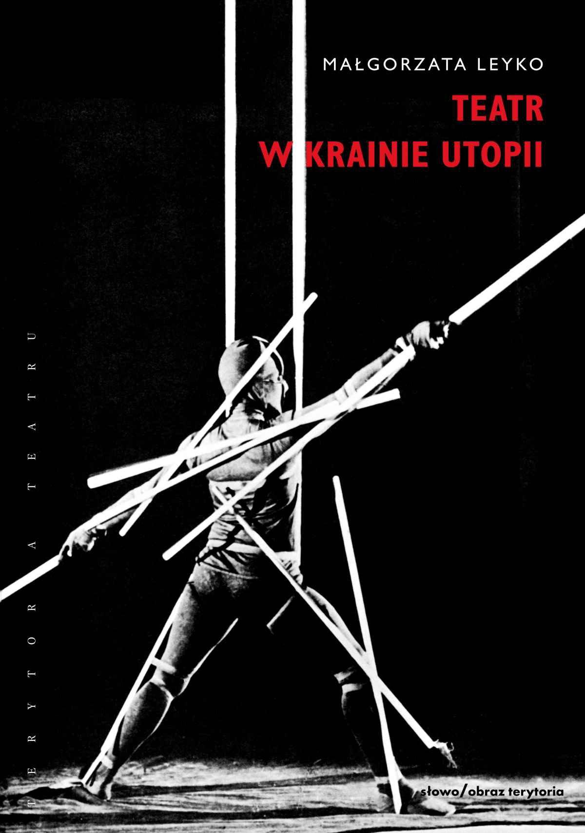 Teatr w krainie utopii - Ebook (Książka na Kindle) do pobrania w formacie MOBI