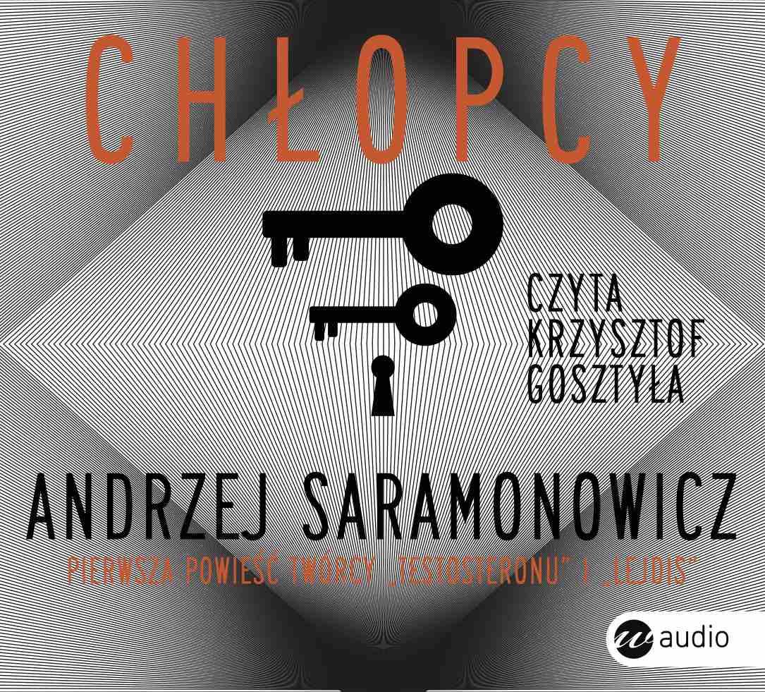 Chłopcy - Audiobook (Książka audio MP3) do pobrania w całości w archiwum ZIP