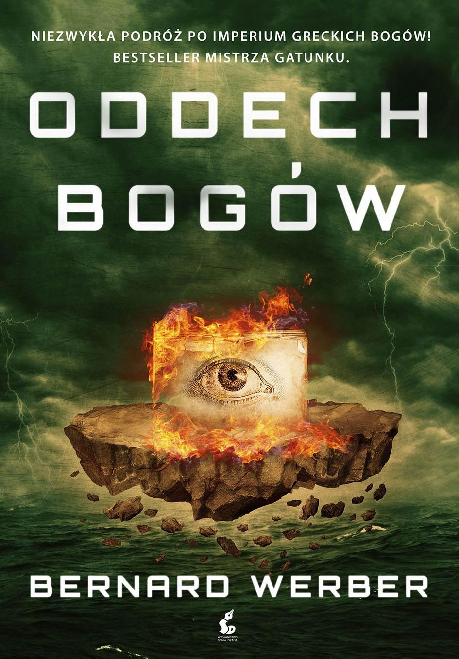 Oddech bogów - Ebook (Książka EPUB) do pobrania w formacie EPUB