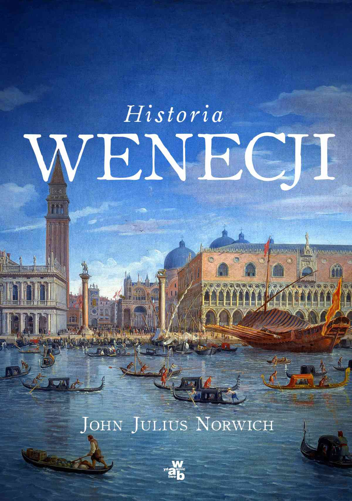Historia Wenecji - Ebook (Książka na Kindle) do pobrania w formacie MOBI
