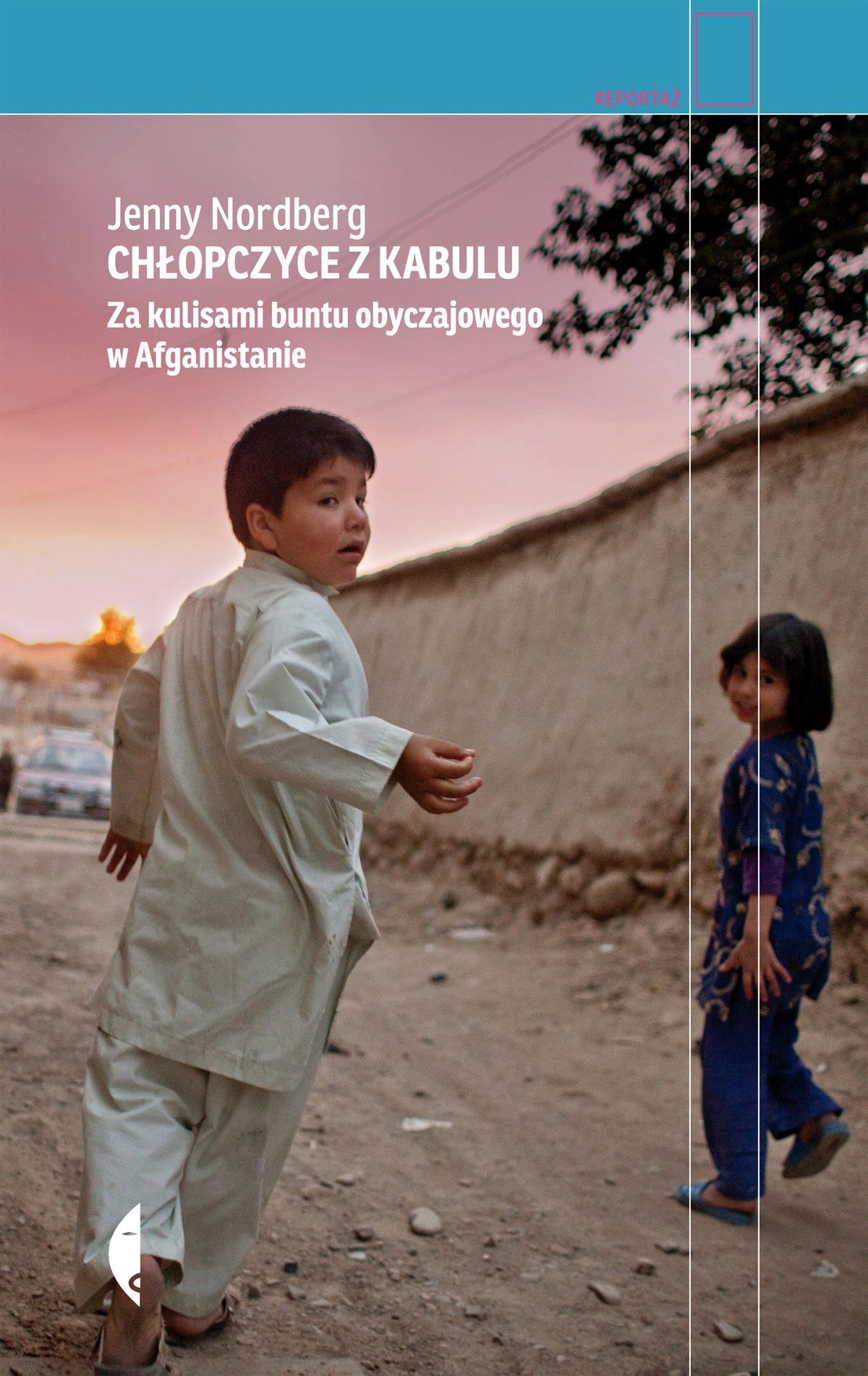 Chłopczyce z Kabulu - Ebook (Książka EPUB) do pobrania w formacie EPUB