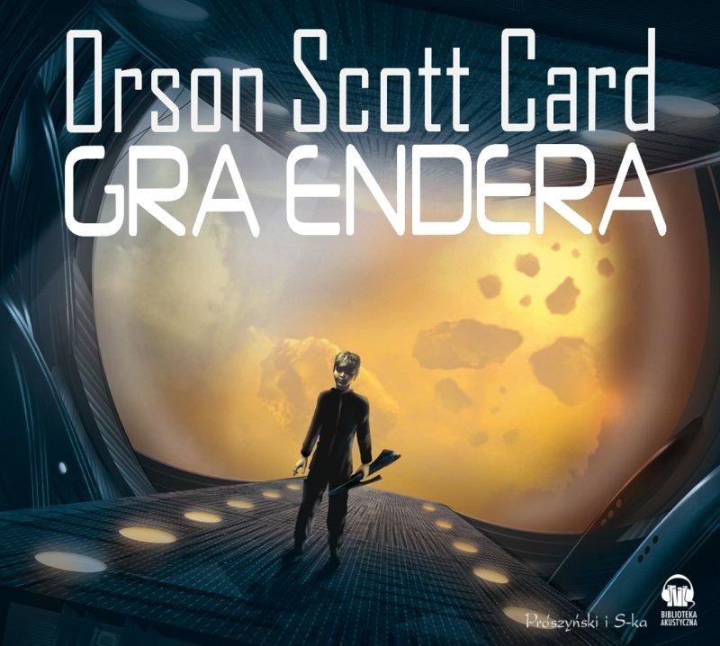 Gra Endera - Audiobook (Książka audio MP3) do pobrania w całości w archiwum ZIP