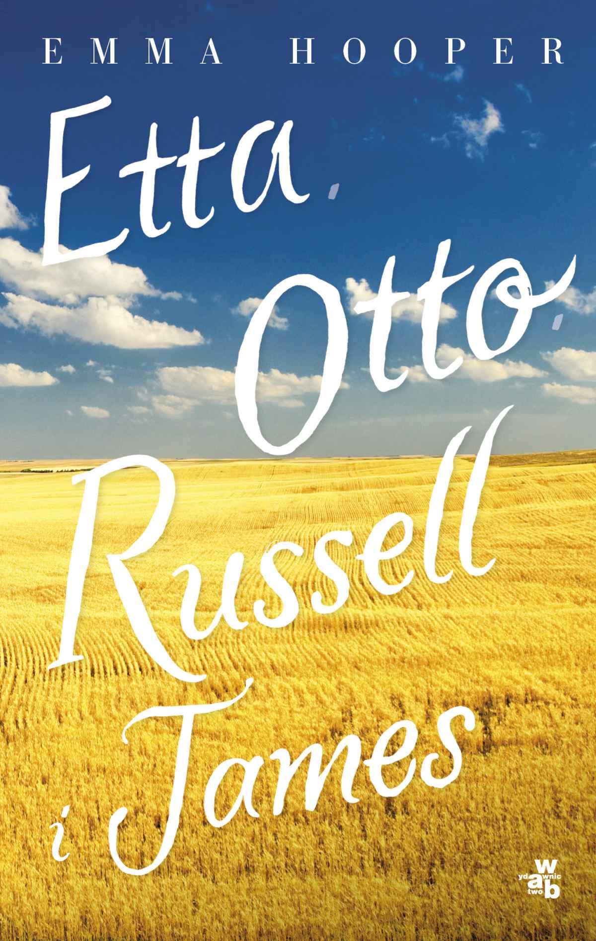 Etta, Otto, Russell i James - Ebook (Książka EPUB) do pobrania w formacie EPUB