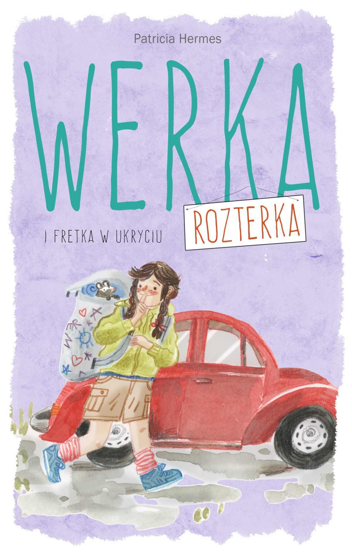 Werka Rozterka i fretka w ukryciu - Ebook (Książka EPUB) do pobrania w formacie EPUB